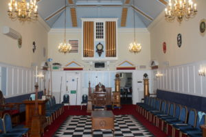 Masonic Hall Ipswich Temple