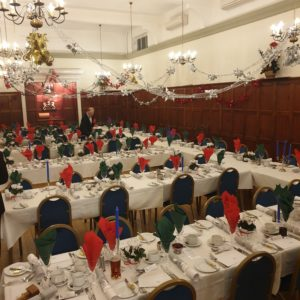 Ipswich Masonic Hall Dining Hall