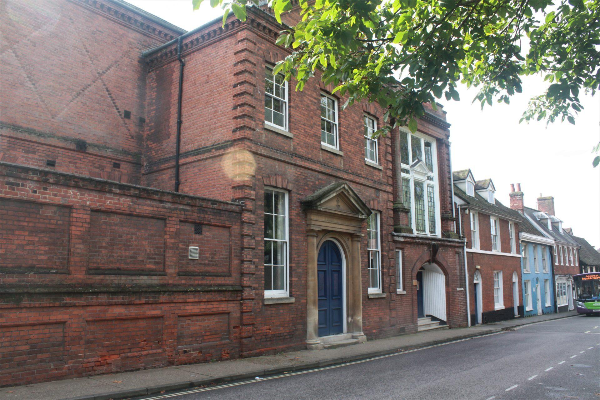 Masonic Hall Ipswich
